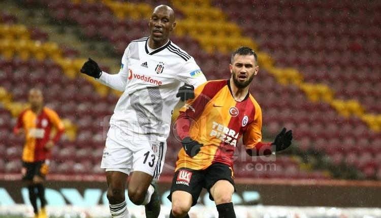 Galatasaray - Beşiktaş derbilerinde 9 yıl sonra bir ilk