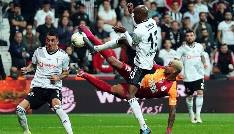 Galatasaray - Beşiktaş rekabeti! Galibiyet sayıları