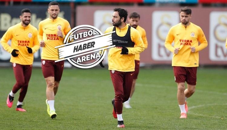 Galatasaray'da bekleme kararı! Antrenman yapılmadı