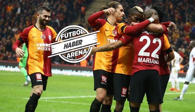 Galatasaray'da büyük değişim! Fark yarattı