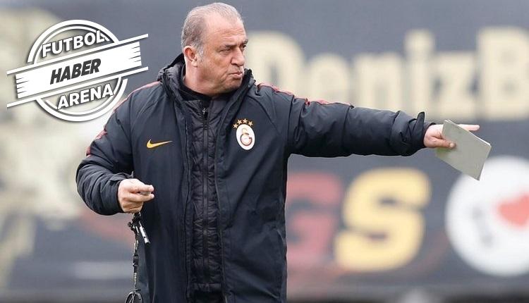 Galatasaray'da Fatih Terim'den ceza uyarısı