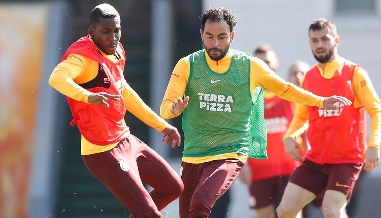 Galatasaray'da Onyekuru sevinci! Derbide oynayacak