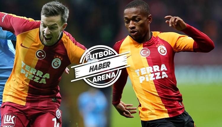 Galatasaray'da Sekidika ve Linnes kararı