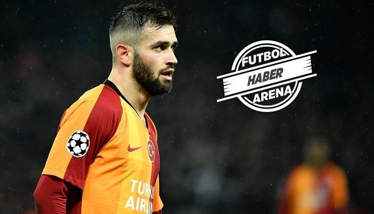 Galatasaray'dan Ömer Bayram kararı