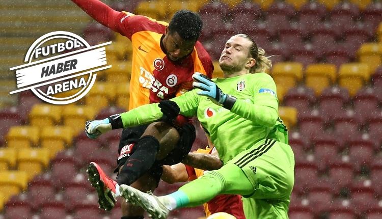 Galatasaray'dan penaltı isyanı! Donk & Karius pozisyonu