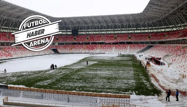 Galatasaray'dan Sivasspor maçı için TFF'ye başvuru