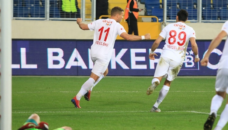 Gençlerbirliği 1-1 Antalyaspor maç özeti ve golleri (İZLE)