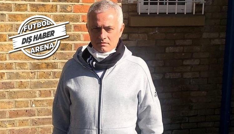 Jose Mourinho'dan örnek davranış