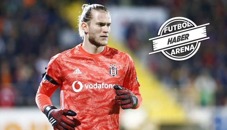 Karius, Beşiktaş'ta 10 penaltıdan 9'unu kurtaramadı