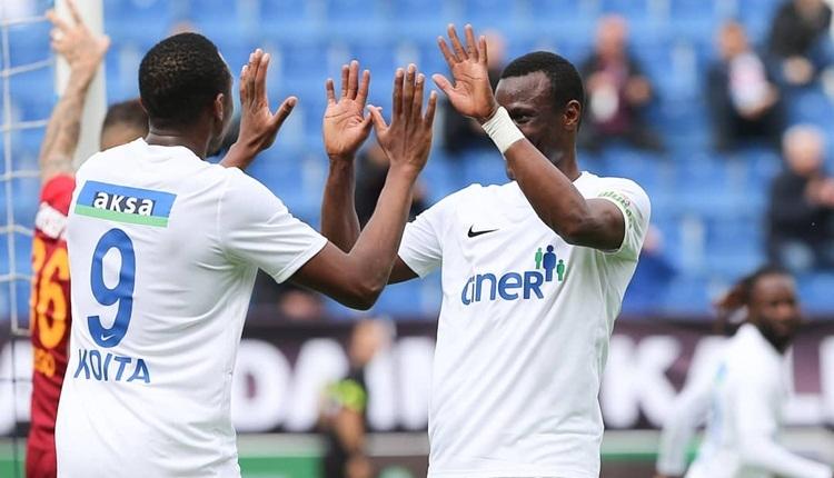 Kasımpaşa 5-1 Kayserispor, Bein Sports maç özeti ve golleri (İZLE)