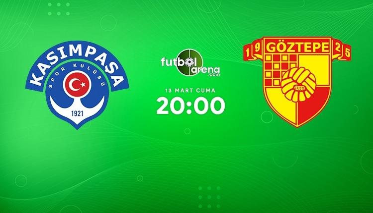 Kasımpaşa - Göztepe canlı izle (Kasımpaşa - Göztepe beIN Sports 1 şifresiz maç İZLE)