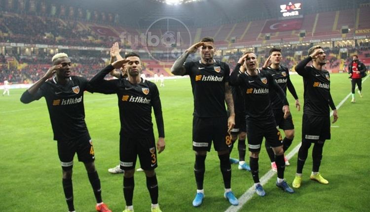 Kayserispor 1-0 Göztepe, Bein Sports maç özeti ve golü (İZLE)