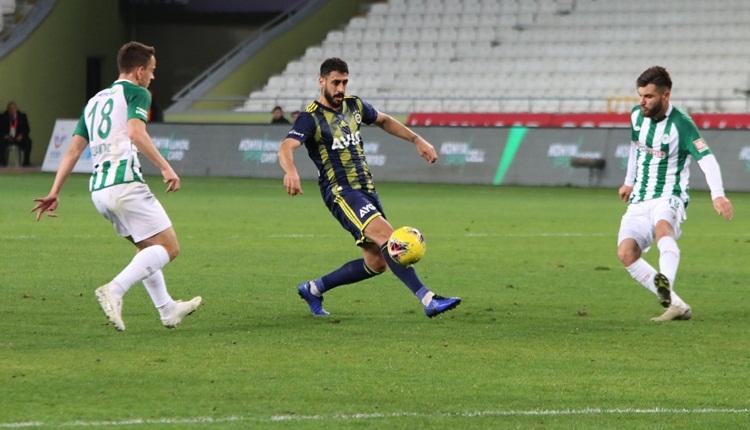 Konyaspor 1-0 Fenerbahçe, Bein Sports maç özeti ve golü (İZLE)