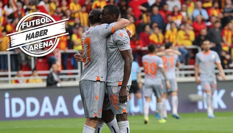 Lider seriye bağladı! (Göztepe 0-3 Başakşehir maç özeti izle)