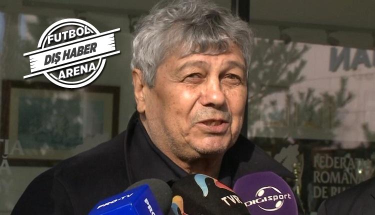 Lucescu: 'Ben Korona Virüsünden korkmuyorum'