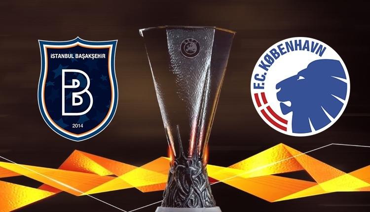 Medipol Başakşehir Kopenhag maçı canlı ve şifresiz izle (Şampiyonlar Ligi Bein Sports 1 canlı İZLE)