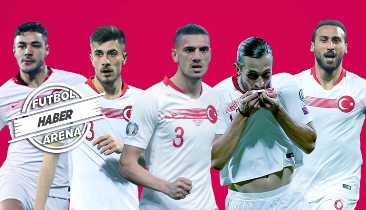 Milli Takım'da EURO 2020 öncesi sakatlık kabusu