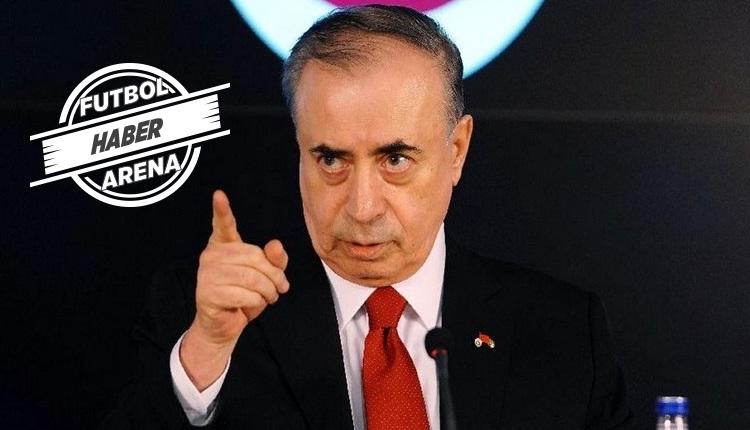 Mustafa Cengiz'den Dursun Özbek'e yanıt!