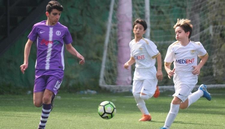 PSG Academy Turkey tarafından kurulan Global Futbol Kulübü sahaya indi