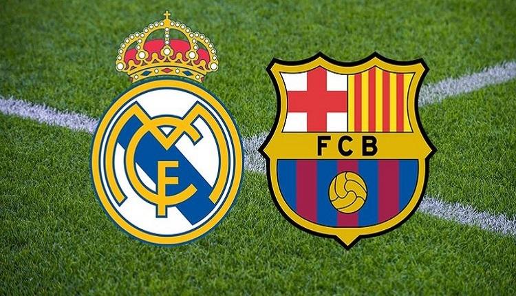 Real Madrid-Barcelona canlı izle, Real Madrid-Barcelona şifresiz İZLE (Real Madrid-Barcelona 1 Mart 2020 Smart Spor canlı ve şifresiz İZLE)