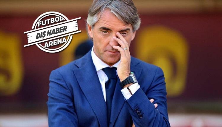 Roberto Mancini'nin acı günü! Koronavirüs