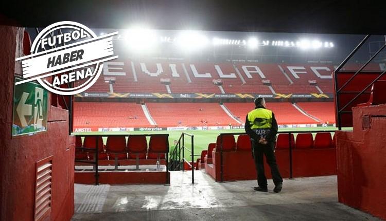 Roma, Sevilla maçı için İspanya'ya gidemiyor