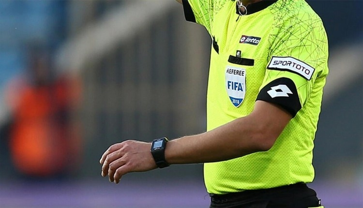 Süper Lig'de 25. haftanın hakemleri açıklandı