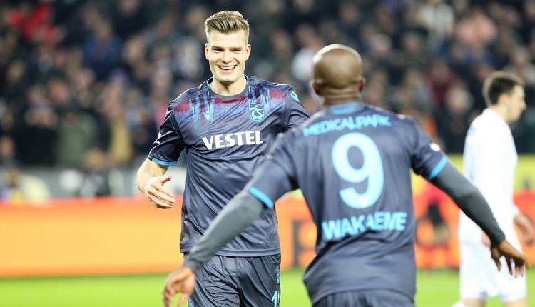 Süper Lig'in en değerli oyuncusu Alexander Sörloth