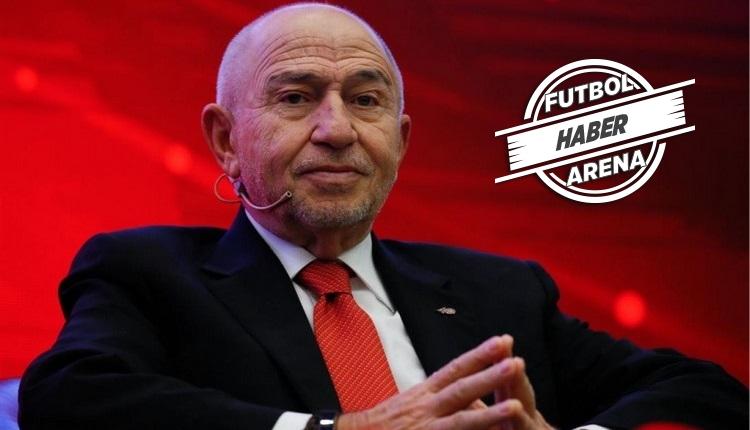 TFF Başkanı Nihat Özdemir açıkladı!