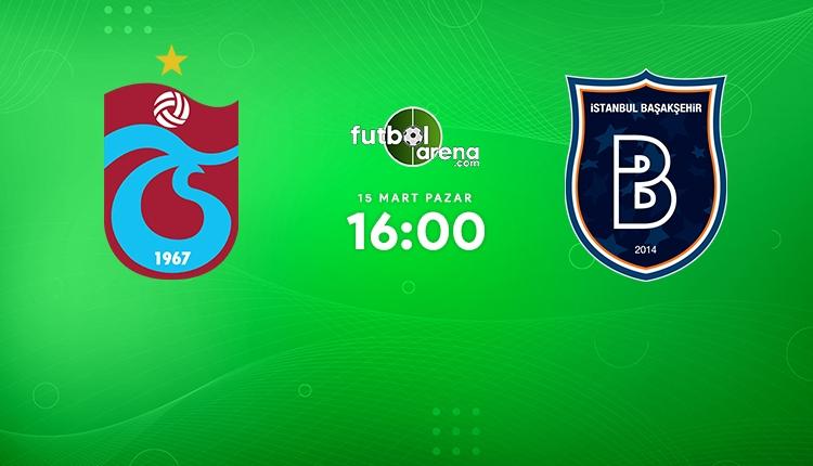 Trabzonspor Başakşehir canlı şifresiz izle (Trabzon Başakşehir beIN Sports İZLE)