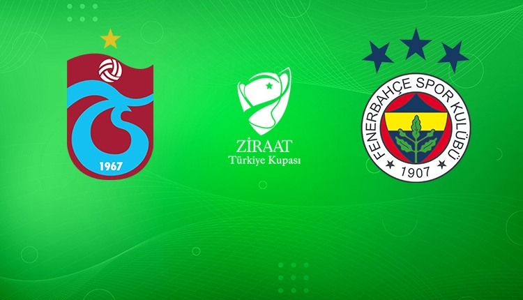 Trabzonspor - Fenerbahçe (CANLI YAYIN)