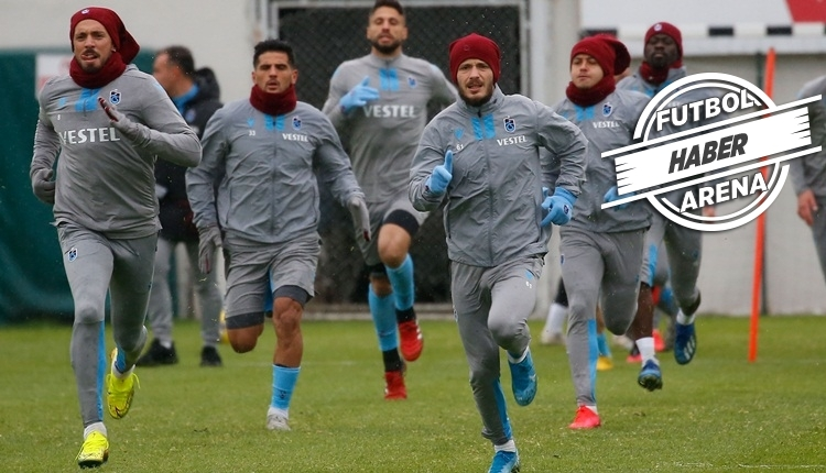 Trabzonspor, koronavirüs testlerinin negatif çıktığını duyurdu