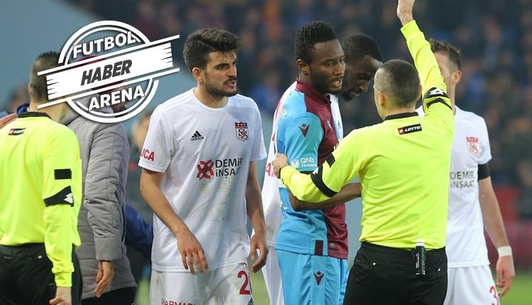 Trabzonspor, Obi Mikel ile yolları ayırdı! 'Oynamak istemiyorum'