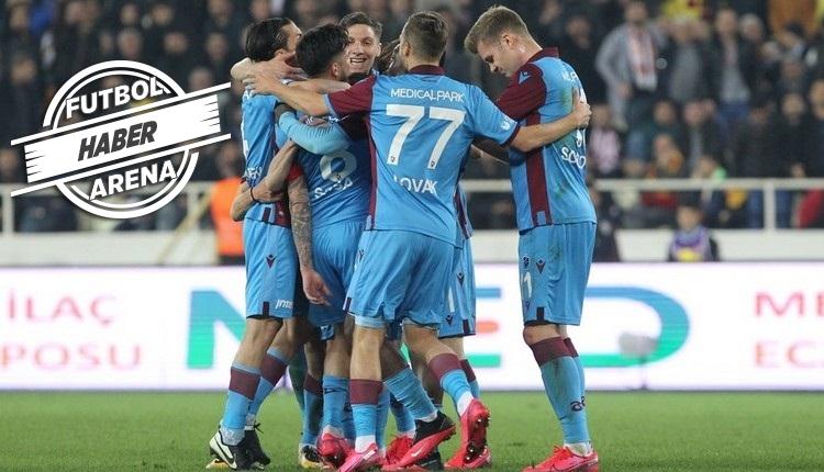 Trabzonspor'da Sörloth'un sakatlığında son durum