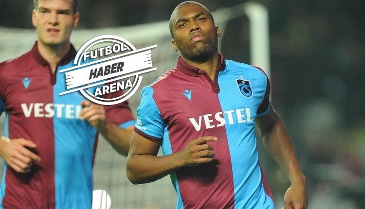 Trabzonspor'da Sturridge sürprizi! Ayrılık açıklandı