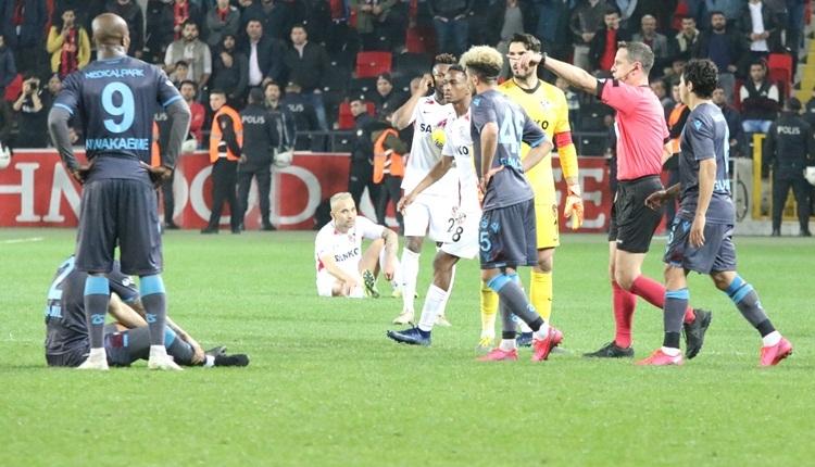 Trabzonspor'dan Deniz Çoban'a olay yanıt: