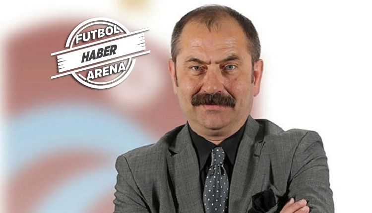 Trabzonspor'dan Zekeriya Alp'e yanıt:
