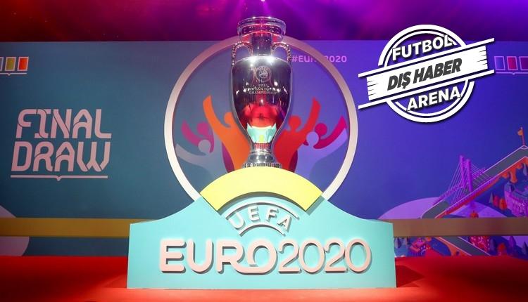 Türkiye'den UEFA'ya EURO 2020 teklifi