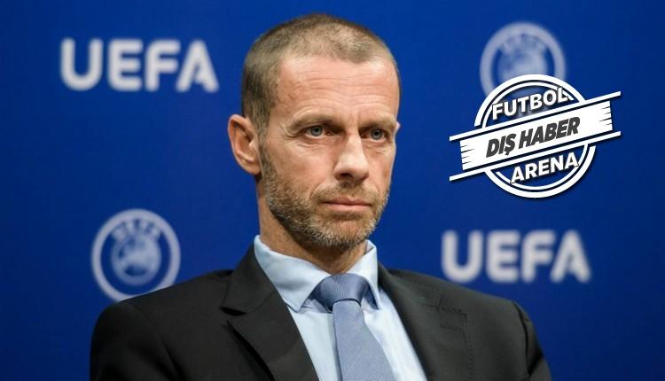UEFA açıkladı! Ligler ne zaman başlayacak?