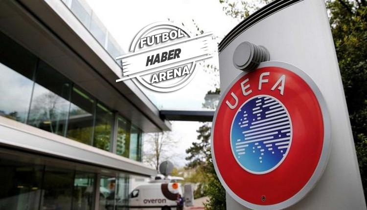 UEFA'dan koronavirüs açıklaması! İptaller görüşülecek