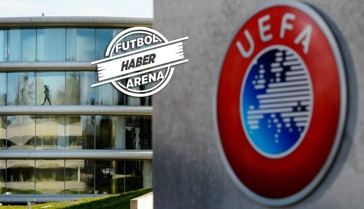 UEFA'dan Şampiyonlar Ligi ve Avrupa Ligi kararı