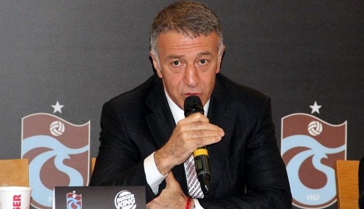 Ahmet Ağaoğlu açıkladı! 'Maaş indirimini görüşmedik'
