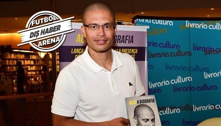 Alex de Souza'nın unutamadığı Fenerbahçe anılarından
