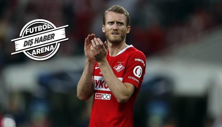 Andre Schürrle için Beşiktaş iddiasına yanıt