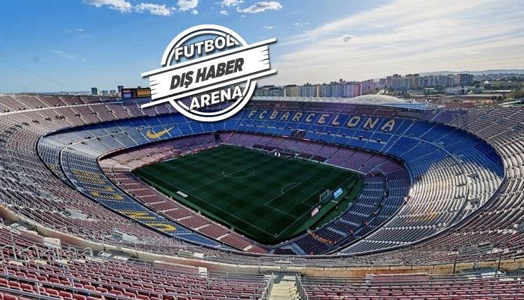 Barcelona'dan tarihi karar! Koronavirüs için sponsorluk