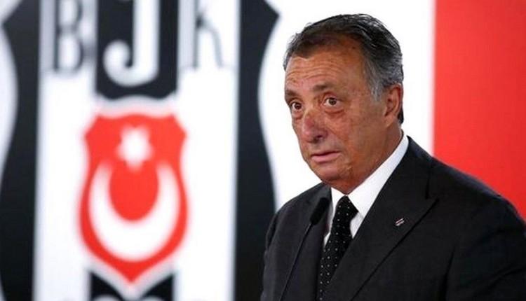 Beşiktaş'ta maaş indirimi olacak mı? Ahmet Nur Çebi açıkladı