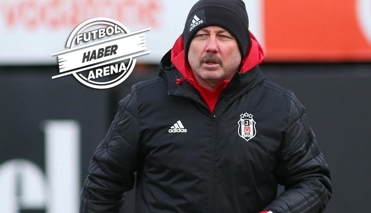 Beşiktaş'ta takım antrenmanları başlıyor!