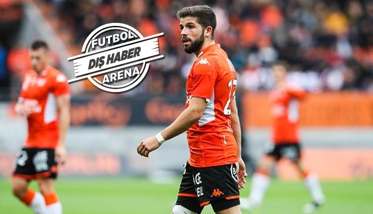 Beşiktaş'tan Jimmy Cabot transferi! Fransızlar duyurdu
