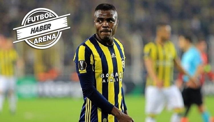Emenike canlı yayında Fenerbahçe hayalini açıkladı
