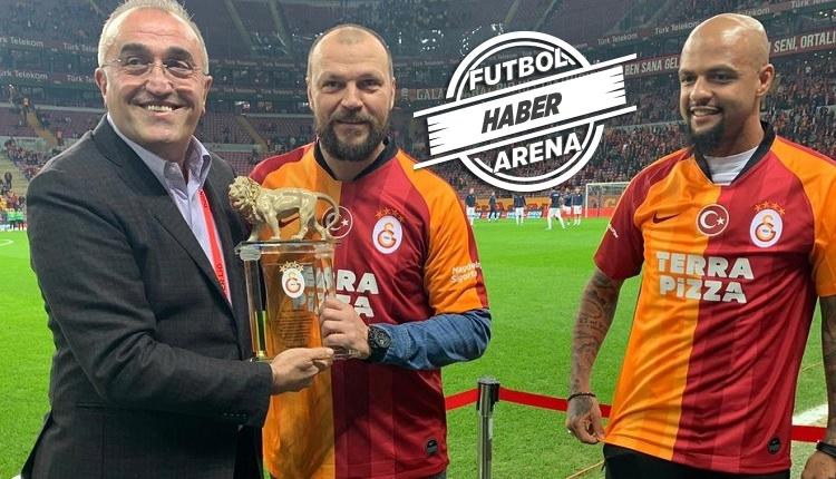 Felipe Melo'dan Galatasaray sözleri: 'Geri dönmek isterim!'
